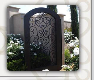 Mission Viejo Ornamental : Aliso Viejo Custom Residential Ornamental Iron  Gates : Aliso Viejo Decorative Metals : Call Us Today For A Custom Design  Quote